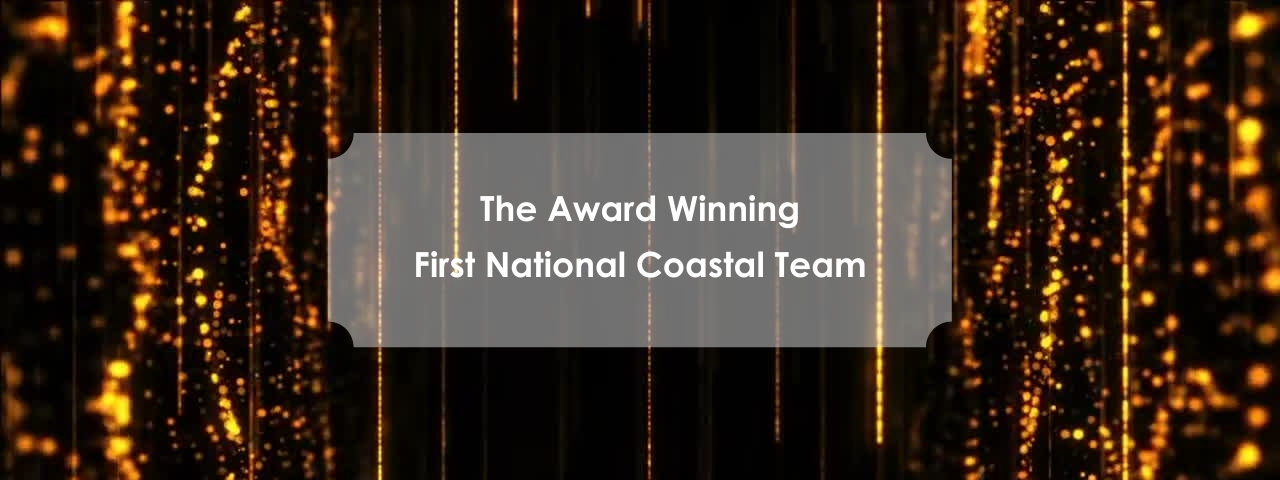First National Real Estate Coastal Awards